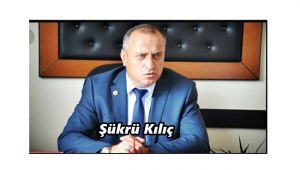 Kaymakam Çorumluoğlu'na bir destekte Kılıç'tan...