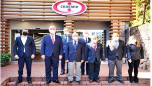 Kdz. Ereğli'nin kültürel miraslarına Erdemir'den destek