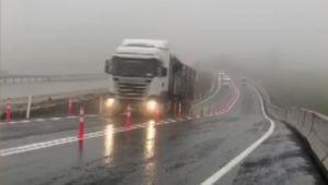 - Akçakoca yolu trafiğe açıldı