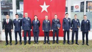 Ereğli'de Polis haftası kutlandı
