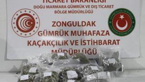 - İspanya'danZonguldak'a uzanan uyuşturucu trafiğinde böyle yakalandı