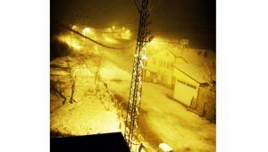 Kar yükseklerde etkili oluyor