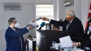Mecliste, encümen ve ihtisas komisyonu seçimleri yapıldı