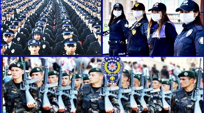 """""""POLİS TARİHİ TÜRK TARİHİ İLE BAŞLAMIŞTIR"""""""