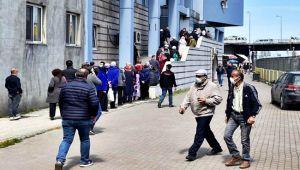 Zonguldak'ta 200 binin üzerinde aşılama yapıldı