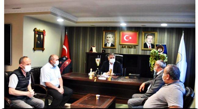 AK Parti'den amatör spor kulüplerine destek