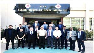Alaplı heyetine Ankara'da sıcak ilgi (Foto Galeri)
