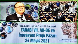BEÜ Farabi 7'inci AR-GE ve İnovasyon Proje Pazarı gerçekleşti