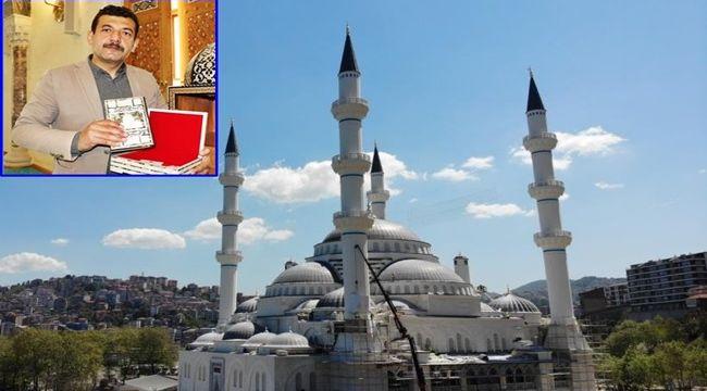 Erdoğan'ın açılışını yapacağı camiye Mescid-i Aksa figürlü Kur'an-ı Kerim hediyesi
