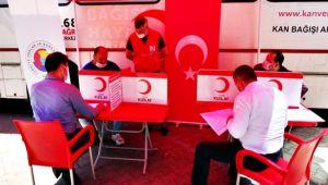 Kdz. Ereğli TSO'dan kan bağışı desteği