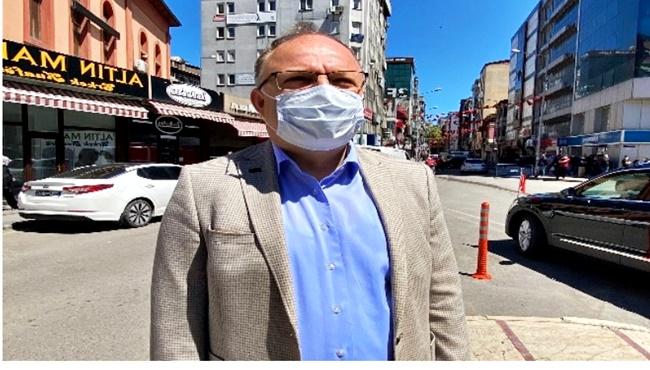 Zonguldak Valisi Tutulmaz'dan vaka açıklaması