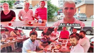 Ali Kertlez:
