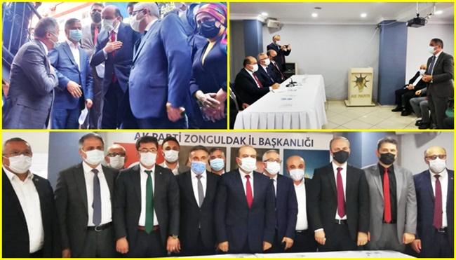 Bakan Pakdemirli'yi Kdz. Ereğli'ye davet etti