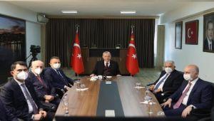 Cumhurbaşkanı Erdoğan: Dosta güven, hasımlara korku...