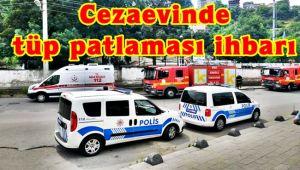 İtfaiye, polis, ambulansı harekete geçiren ihbar!