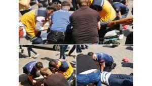 Kalp masajıyla hayata tutunan adam hastanede hayatını kaybetti