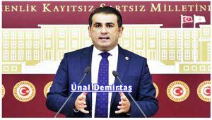 Vekil Demirtaş, yaşanan mağduriyete dikkat çekti
