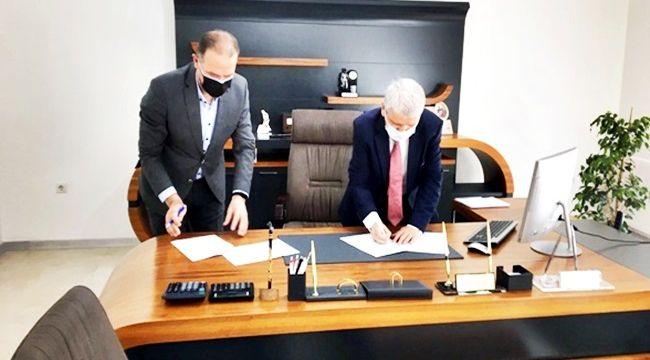 Mesleki Eğitim İşbirliği Protokolü imzalandı
