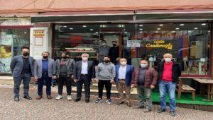 MÜSİAD bölgedeki iş insanları ile sıcak temasta