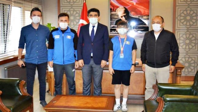Türkiye Şampiyonu Arda...