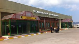 -ZonguldakHavalimanı için çağrıda bulundular