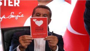 Zonguldak'tan seslendi: Türk demokrasisinden lütfen ve lütfen elini çek