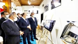15 Temmuz Demokrasi ve Milli Birlik Günü sergisi açıldı
