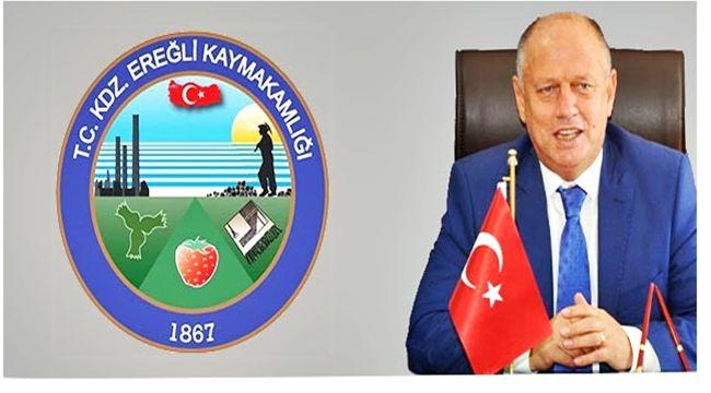 Kaymakam Çorumluoğlu, Basın Bayramı'nı kutladı