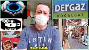 ESNAF KAYMAKAMA SESLENDİ (Video)