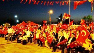 'Türkiye Geçilmez' mesajı verildi