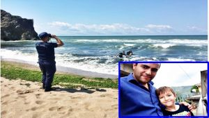 8 yaşındaki çocuk denizde kayboldu