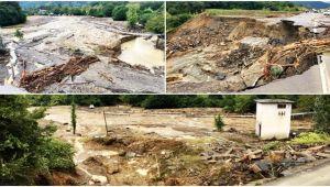 Bartın'da büyük sel felaketi!