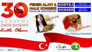 Fener Alayı ve Halk Konserine davet...