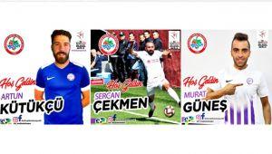 Kdz. Ereğlispor'dan sol bek, ön libero ve kanat transferi