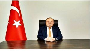 Vali Tutulmaz'dan 30 Ağustos Zafer Bayramı mesajı