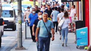 Zonguldak aşılamada maviye, vakada kırmızıya dönüyor