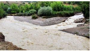 Zonguldak'ta aşırı yağış...
