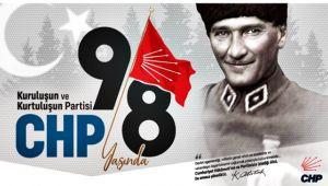 98. yılını kutladı