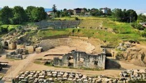 - Antik kent tarih severleri bekliyor
