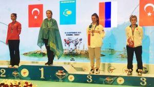 Avrupa şampiyonasında Alaplı 3. çıkardı