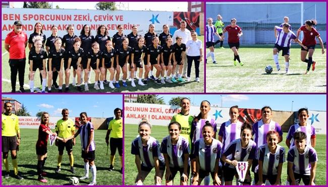 Ereğli Belediyespor Galatasaray hazırlık maçı