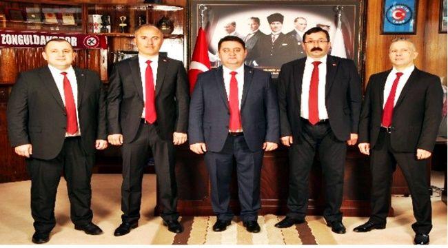 """GMİS Yönetim Kurulu, """"Kahraman gazilerimiz gurur kaynağımızdır"""""""