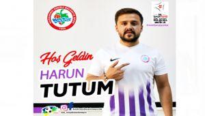 Harun Tutum, Ereğli Belediyespor'da...