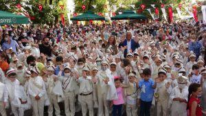 - Kdz. Ereğli Belediyesi 200 çocuğu sünnet ettirdi