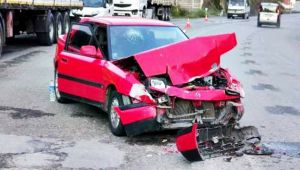 Kdz. Ereğli'de trafik kazası