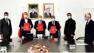 Maden Müzesi'nin işletilmesi için protokol imzaladılar