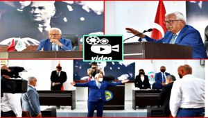 Meclis toplantısından detaylar... (Video)