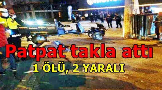 PATPAT KAZASI CAN ALDI...