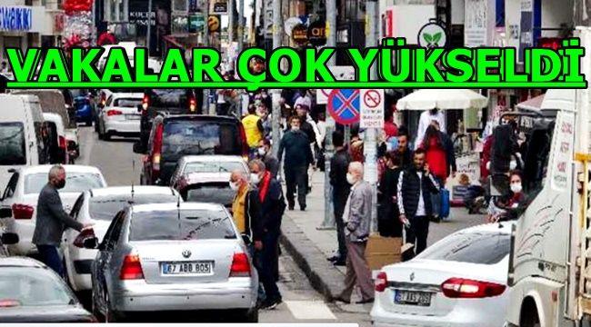 Zonguldak baş sıralarda...