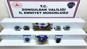 Zonguldak'ta uyuşturucu operasyonu: 6 tutuklu